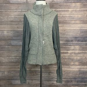 Free People Wool Blend Cardigan